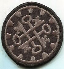 US ARMY 177TH MILITARY POLICE BRIGADE ACU Patch with Velcro