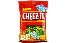 Cheez-It Hot & Spicy Tabasco (85g)