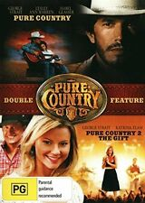 PURE COUNTRY / PURE COUNTRY 2 :THE GIFT   - DVD - UK Compatible