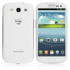 Samsung Galaxy S3 i535 Verizon Wireless 16GB Android Smartphone RB White