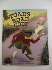 LARGE KIDS BABY TODDLER PICTURE STORY BOOK TOADS ROAD CODE STOCKING FILLER