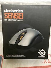 SteelSeries Sensei 62150 Grey 8 Buttons Laser 11400 dpi Gaming Mouse