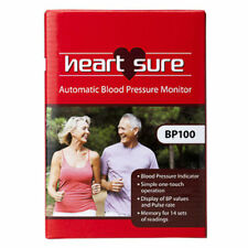 Heart Sure BP100 Automatic Blood Pressure Monitor by Omron