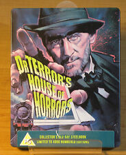 Dr. Terror's House of Horrors [1965] (Blu-ray) ~ Ltd Ed STEELBOOK ~ AMICUS ~ NEW