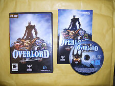 PC GAME-OVERLORD 2-II-Computer-Gioco-Games-MULTILINGUE-ITA