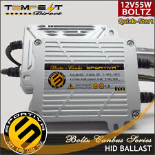 55W Boltz AC Digital Ballasts for HID Xenon Kit Replacement w CANBUSS FIX - 2pcs