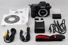 EXC+++++! PENTAX K-5 Digital SLR Camera_shutter count 4635! from Japan #110613