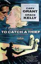 Film To Catch A Thief 01 A2 Box Canvas Print