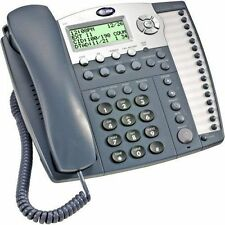 AT&T 984 4 Line Phone w Intercom - Paging --  Answering machine & Auto-Attendant