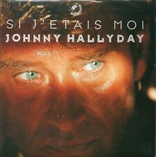 ☆ CD Single Johnny HALLYDAY Feat Vanessa PARADIS Si j'étais moi  NEUF ☆
