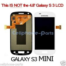 Samsung Galaxy S 3 III mini i8190 LCD Screen Display with Digitizer Touch White