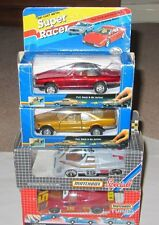 x4 MATCHBOX SPECIALS & SUPER RACER S JOB LOT - MIB