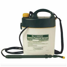 Outdoor Garden Lawn Sprayer Hose Nozzle Wand 1.3 Gallon Tank Battery Power Pump