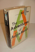 The Adventures of Augie March by Saul Bellow 1st/1st 1953 Viking Hardcover