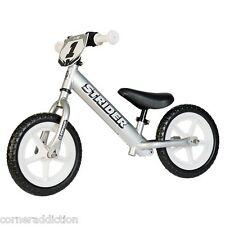 Genuine STRIDER™ 12 PRO All-Aluminum No-Pedal Kids Balance Pre Bike