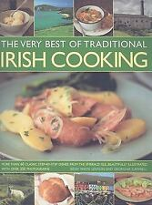 The Very Best of Traditional Irish Cooking: Authentic Irish recipes ma-ExLibrary