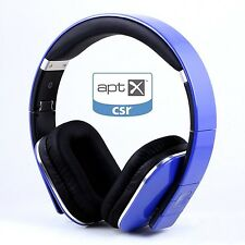 August EP650 - Bluetooth Headphones with 3.5mm Audio In - Wireless or Wired S...