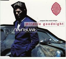 CD MAXI 4 T DAVID BOWIE *MIRACLE TONIGHT*