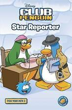 Sunbird Club Penguin Pick Your Path 3: Star Reporter Very Good Book
