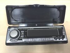 Clarion DCP-342 CD Player Stereo Face Plate Faceplate For DB415 + Carry Case