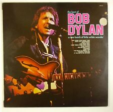 "12"" LP - Bob Dylan -  A Rare Batch Of Little White Wonder - B1233 - RAR"