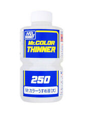 Mr Hobby Gunze  T103 Lacquer Thinner Model Paint 250Ml Kit Tool Supply UK