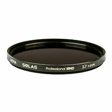 HOYA SOLAS 82mm ND500 (2.7) 9 Stop IRND Neutral Density Filter MPN: XSL-82IRND27
