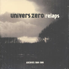 Univers Zero - Relaps/Archives 1984-86 (Vinyl 2LP - 2014 - EU - Original)