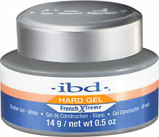 IBD French Xtreme White Builder Gel - 14 g / 0.5 fl oz - Xtreme UV 60698