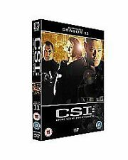 CSI LAS VEGAS COMPLETE SERIES 11 DVD Box Set C.S.I L.A Season + BONUS FEATURES