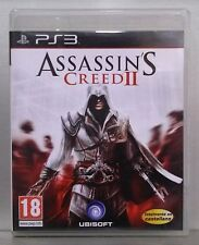 ASSASSINS CREED  II  - PLAYSTATION 3 - CD FISICO - PAL ESPAÑA