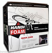 Handi-Foam Expanding Spray Foam Insulation Kit II-205 (205 bf) Polyurethene FOMO