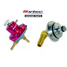 SYTEC FUEL PRESSURE REGULATOR + FIAT PUNTO 1.4 GT TURBO FUEL RAIL ADAPTOR