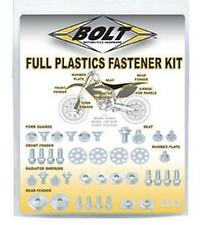Bolt MC Full Plastics Fastener Kit Steel For KTM 50 SX 50 SX KTM-0710SC0810XC