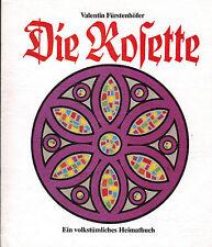 Fürstenhöfer, d Rosette, volkstümliches Heimatbuch Rangau Franken, Schwabach '79