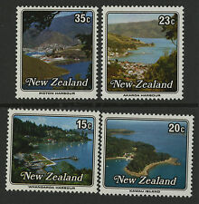 New Zealand   1979   Scott # 685-688   Mint Never Hinged Set