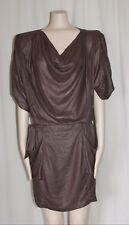BCBG DRESS BOXY COCKTAIL DRESS BY BCBGMAXAZRIA SZ SMALL