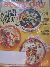 EVERY DAY EVERYDAY WITH RACHAEL RAY JAN JANUARY FEBRUARY 2016 COMFORT FOOD NEW