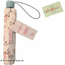 Cath Kidston Slimline Umbrella Bleached Flower (white) *100% authentic*  *BNWT*