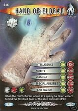 DR WHO ULTIMATE MONSTERS 646 HAND OF ELDRAD