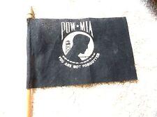 VINTAGE PRISONER OF WAR MISSING IN ACTION FLAG POW MIA
