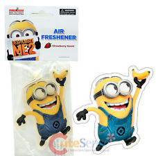 Despicable Me Minions Air Freshener Car Auto Hanging Accessories -Banana