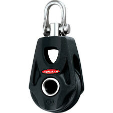 Ronstan Series 30 Ball Bearing Orbit Block - Single - Becket - Swivel Shackle He