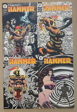 The Hammer Comic  4 Hefte ( 1-4 ) 1997  (12)