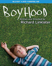 Boyhood [Blu-ray Disc/Orignal Slipcover/No DVD Or Digital Download)