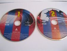 FC BARCELONA FOOTBALL TEAM ON 2 DISCS- DISC ONLY  (DS) {DVD}
