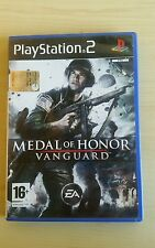 Videogiochi PlayStation 2 MEDAL OF HONOR VANGUARD  completo ITALIANO