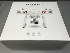 New DJI Phantom 3 Standard Drone with 2.7K 12 Megapixel HD Camera