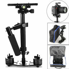 S40 Handheld Stabilizer Steadycam Steadicam for Camcorder Camera DSLR Video DV