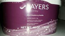 Scentsy Washer Whiffs Tub- Black Raspberry Vanilla